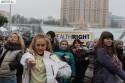 Флешмоб на Майдані Незалежності