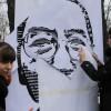 Акція на підтримку Лю Сяобо 07.03.13