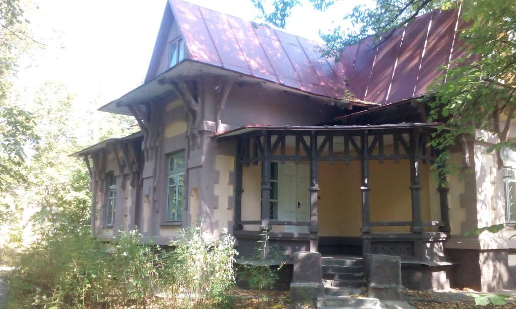Ветеранський будинок
