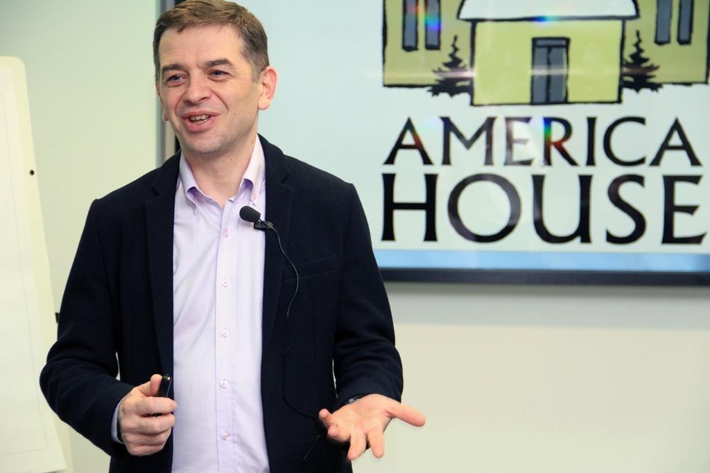 Гія Гецадзе (с) Vitaliy Chumak/America House Kyiv