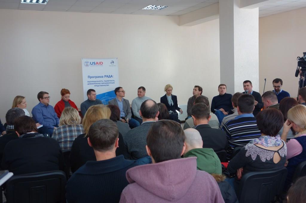 Зустріч із ГО Сєвєродонецька