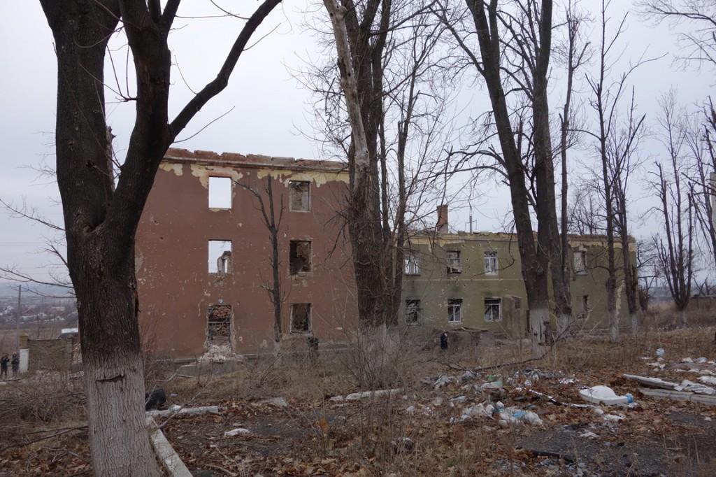 район Семенівка