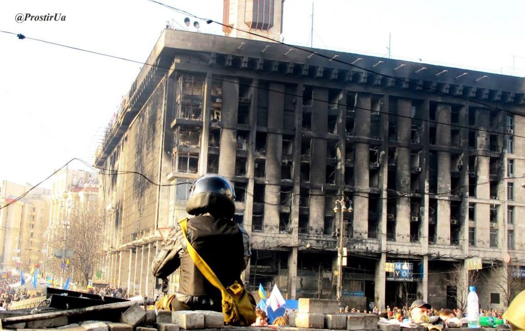 У Києві вшанують героїв Небесної Сотні. Програма заходів