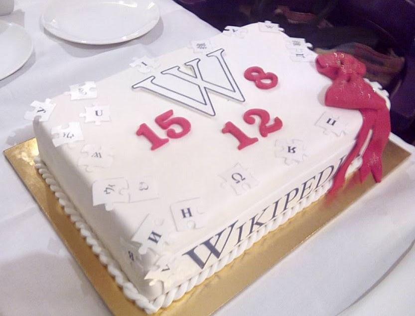 Вікіпедія 15 років