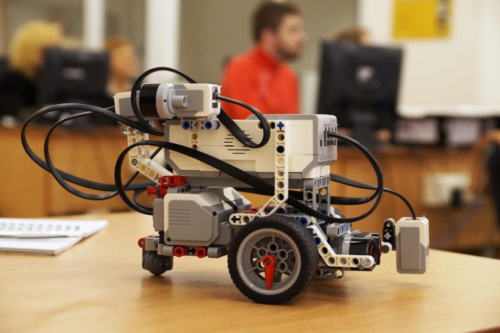 Робототехніка та 3D моделювання в Університеті Грінченка