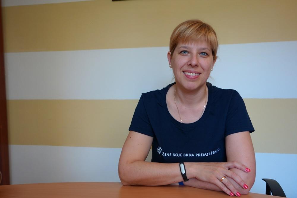 Олеся Бондар, директорка Українського Жіночого Фонду