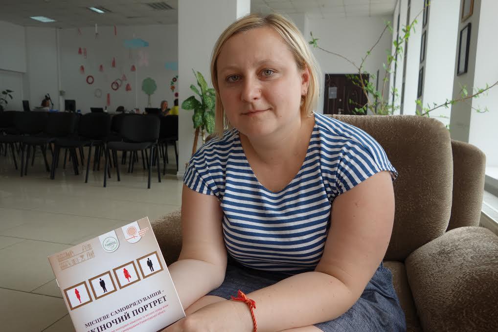 Ольга Гріднєва: Хочемо створити потужну жіночу коаліцію на Кіровоградщині