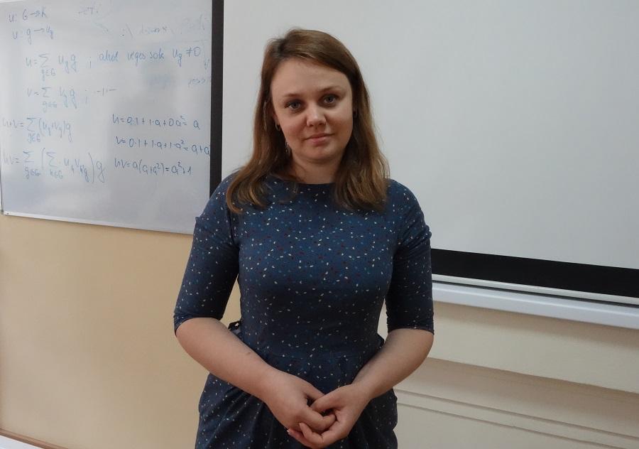 Олена Денисенко