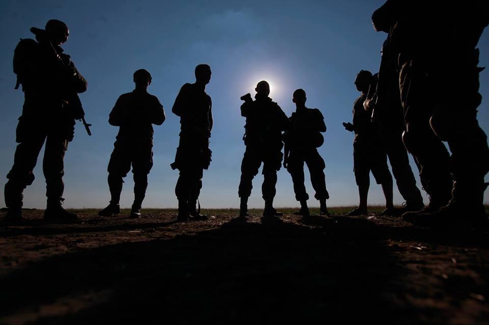 військові АТО солдати