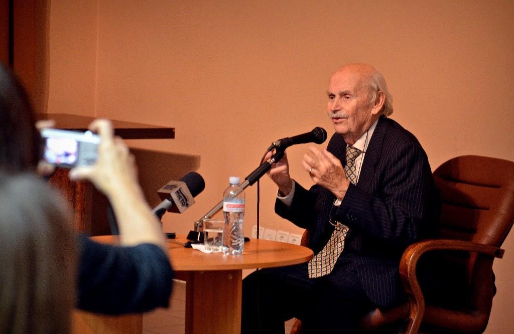 Рік тому Богдан Гаврилишин був у Полтаві (фото Анни Ютченко)