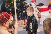 Свято Миколая для дітей-сиріт 2016