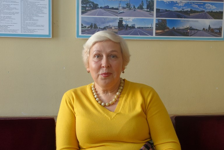 Наталія Костюк
