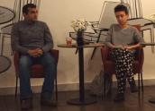 Расул Джафаров і Надія Чушак