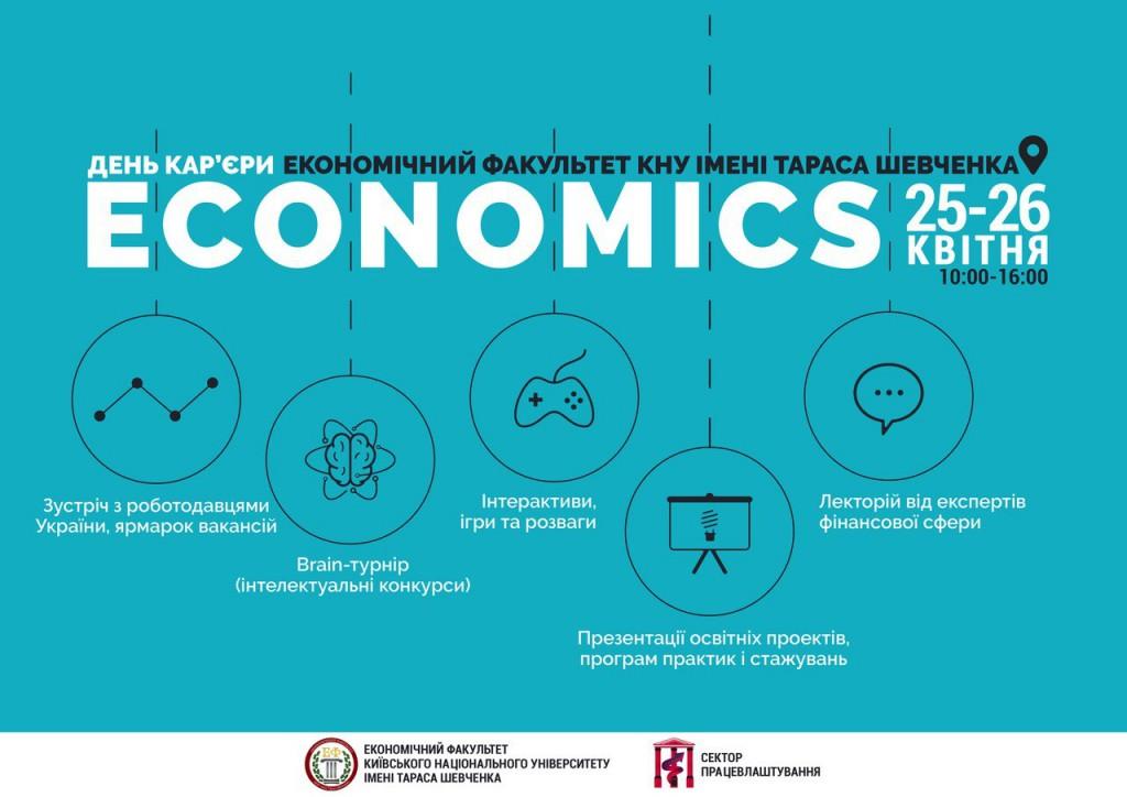 День кар'єри ECONOMICS