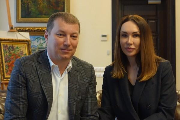 Роберт та Наталія Бровді