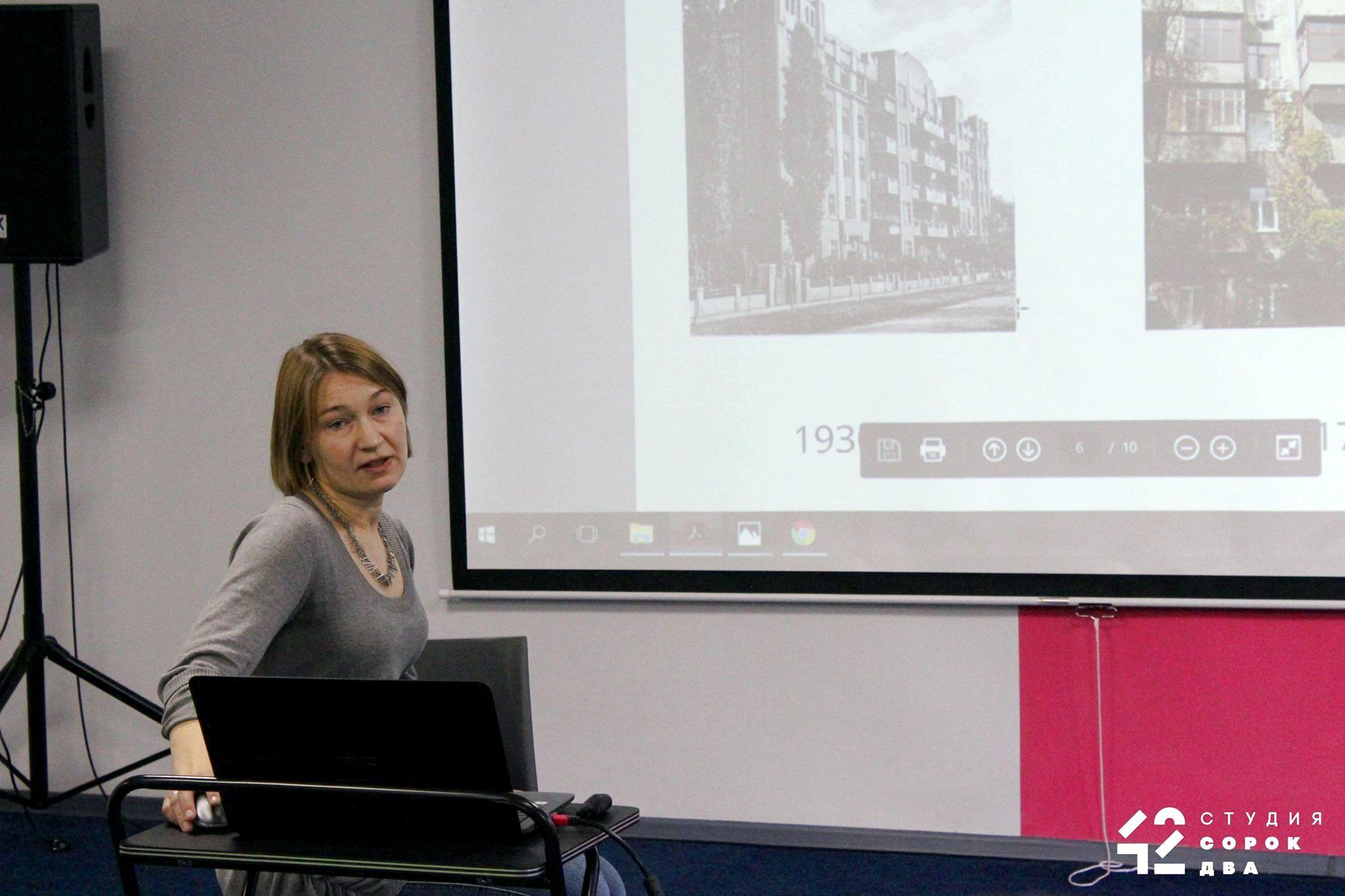 Анастасія Ковальова. Фото - Хаб соціальної активності «Студія 42»