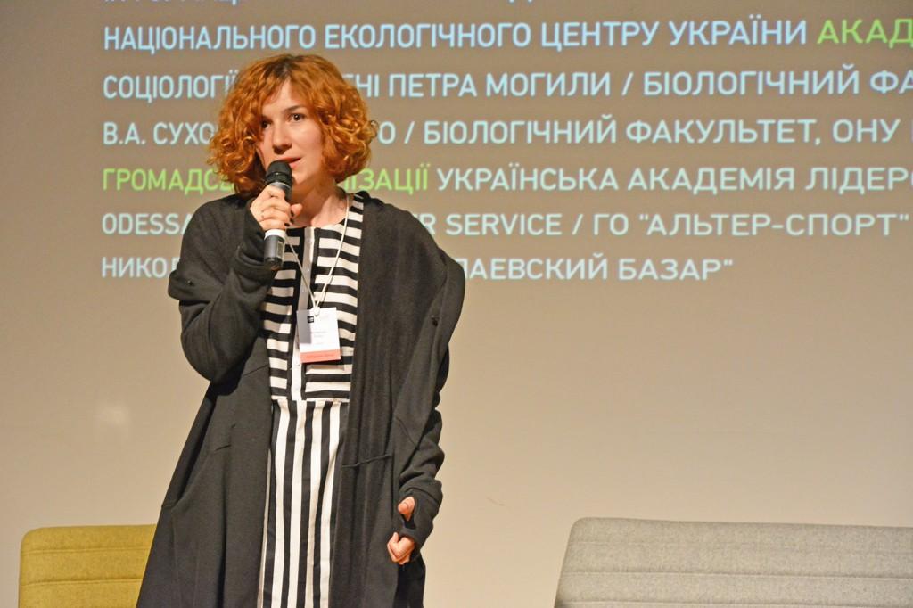 Проектний менеджер КУ «Агенція розвитку Миколаєва» Євгенія Дулько