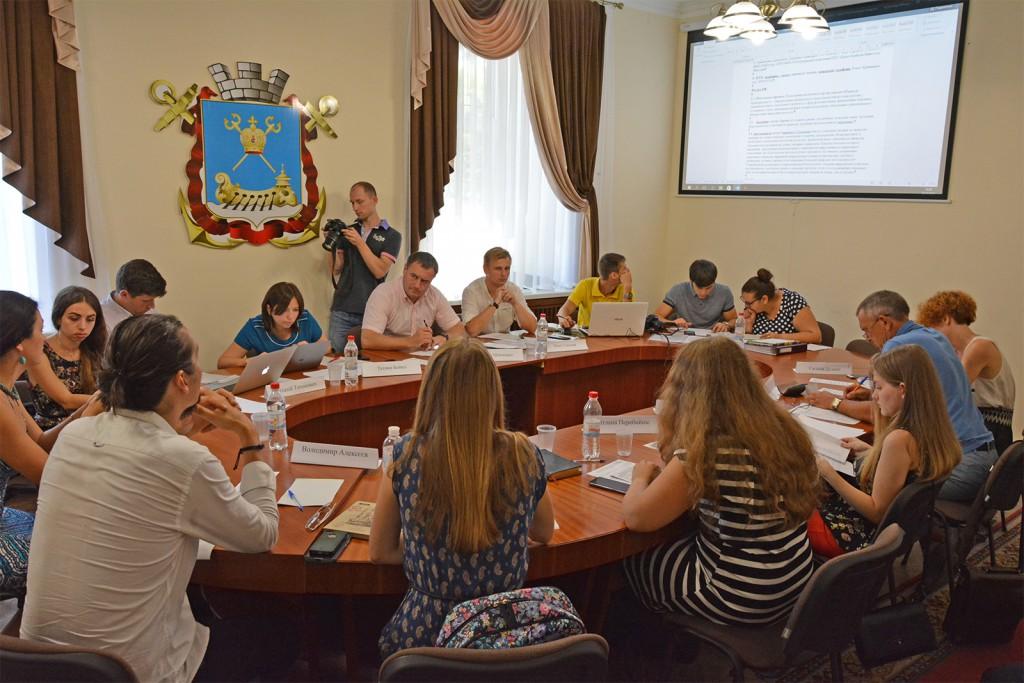 У Миколаєві обрали переможців молодіжних проектів