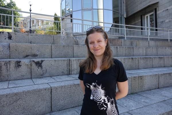 Ольга Сало: хочеться, щоб Музей Революції Гідності надихав людей на щоденну принциповість