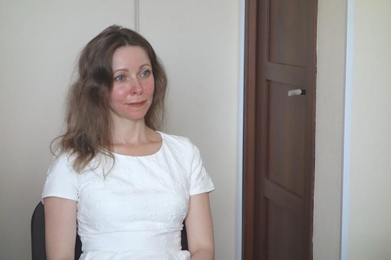 Олена Вострова