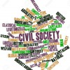 16983487-Abstract-word-cloud-for-Civil-society-with-related-tags-and-terms-Stock-Photo
