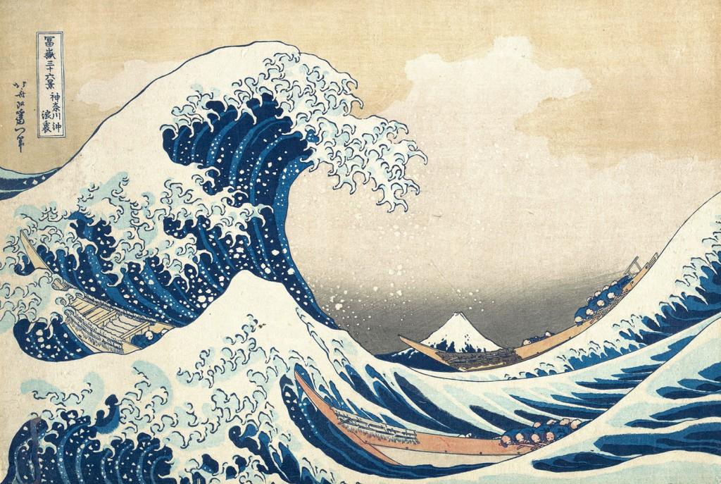 10. Hokusai
