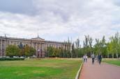 Соборная площадь Николаев