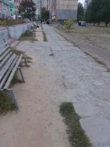 тротуар (житловий будинок)
