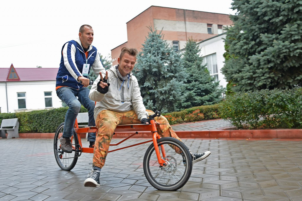 Велофорум м. Миколаїв