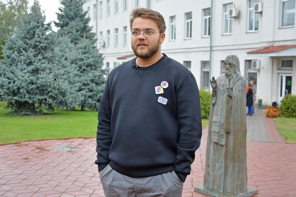 Вадим Денисенко, Асоціація велосипедистів Києва