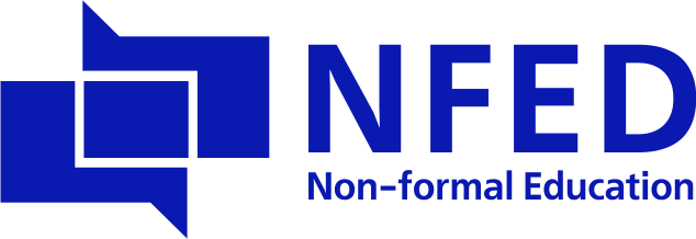 "NGO ""NFED - Сenter of non-formal education"". https://www.facebook.com/pg/Non.Formal.Education.Ukraine/"