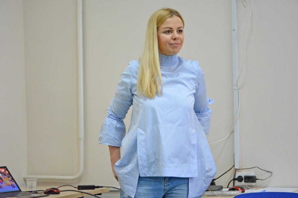 Тетяна Кириленко