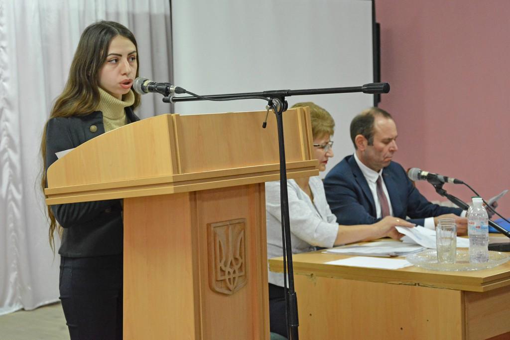 Анна Ганжул, координатор проекту