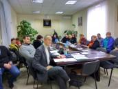 Семинар по проектам в Беляевке-1