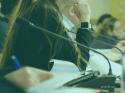 конференція круглий стіл обговорення івент