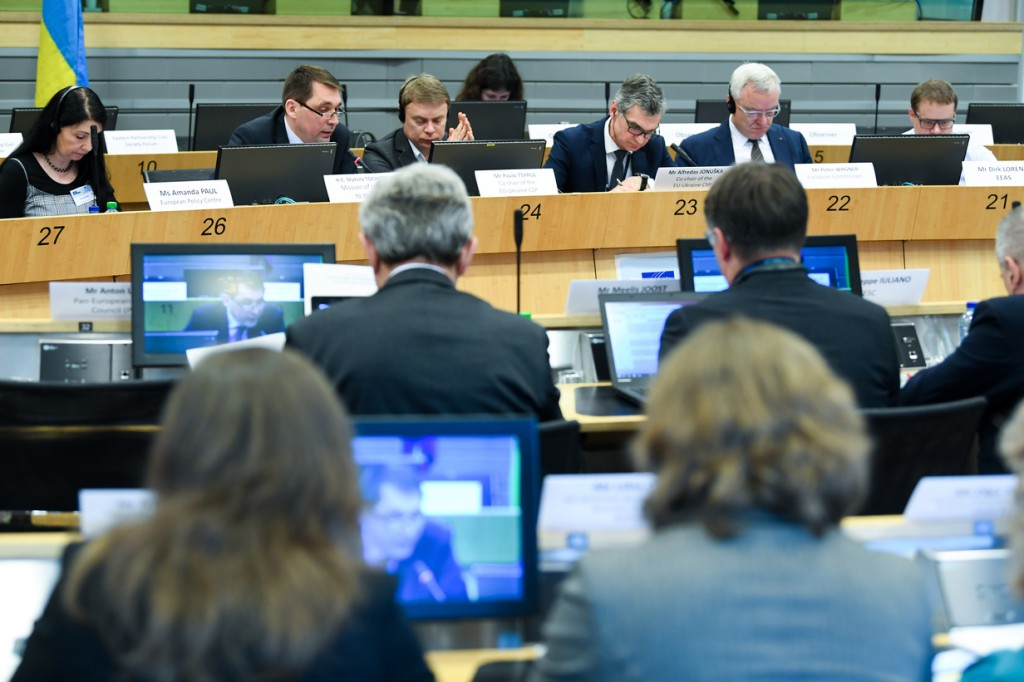 eesc EU-Ukraine Civil Society Platform