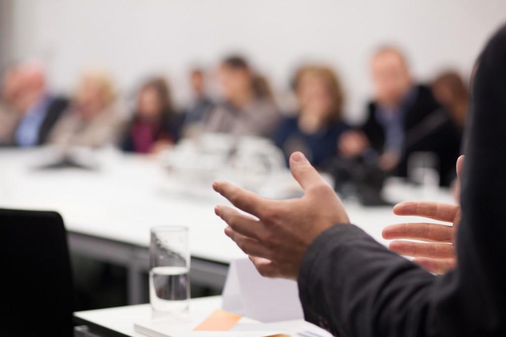 семінар конференція обговорення круглий стіл