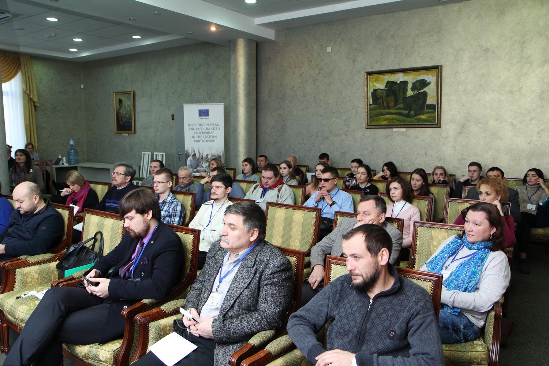 Семінар «Соціальне підприємництво нові можливості для МСБ Сумщини», 30.11 (20)