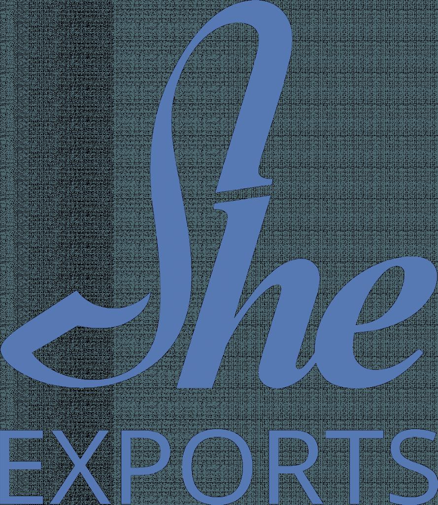 EPO SheExports Logo color