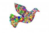 Modern-Art-Peace-Dove
