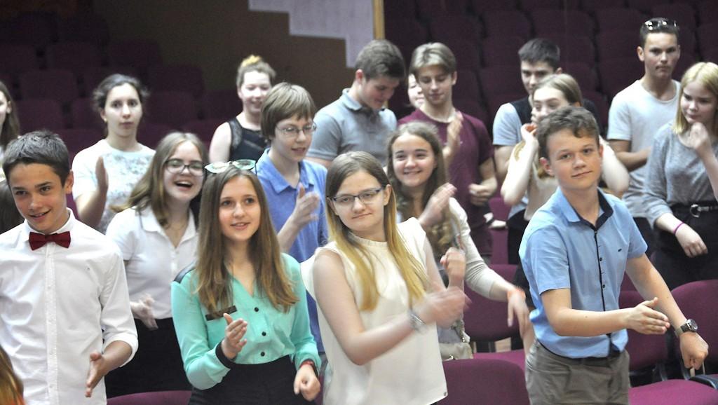 спільна делегація українських і литовських фахівців відвідала навчальний заклад в Ірпені