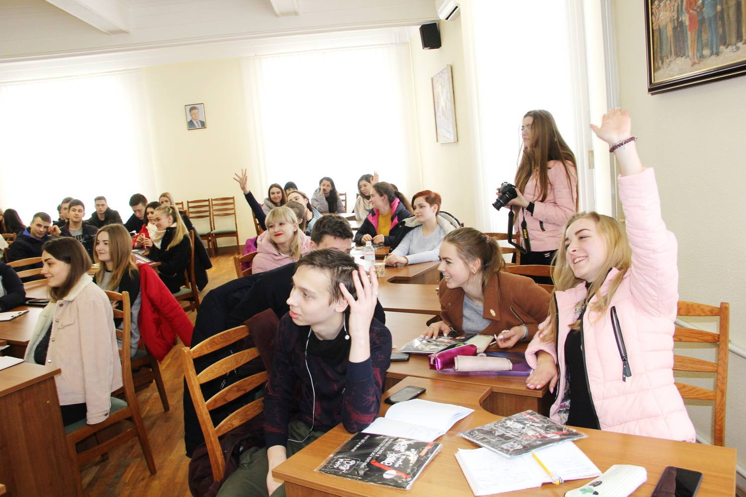 """Center of Information Studies and Resource Service """"Meridian"""", Dnipro"""