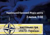 Настільна гра «НАТО-Україна»