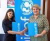 UNICEF & Michelle Andrade