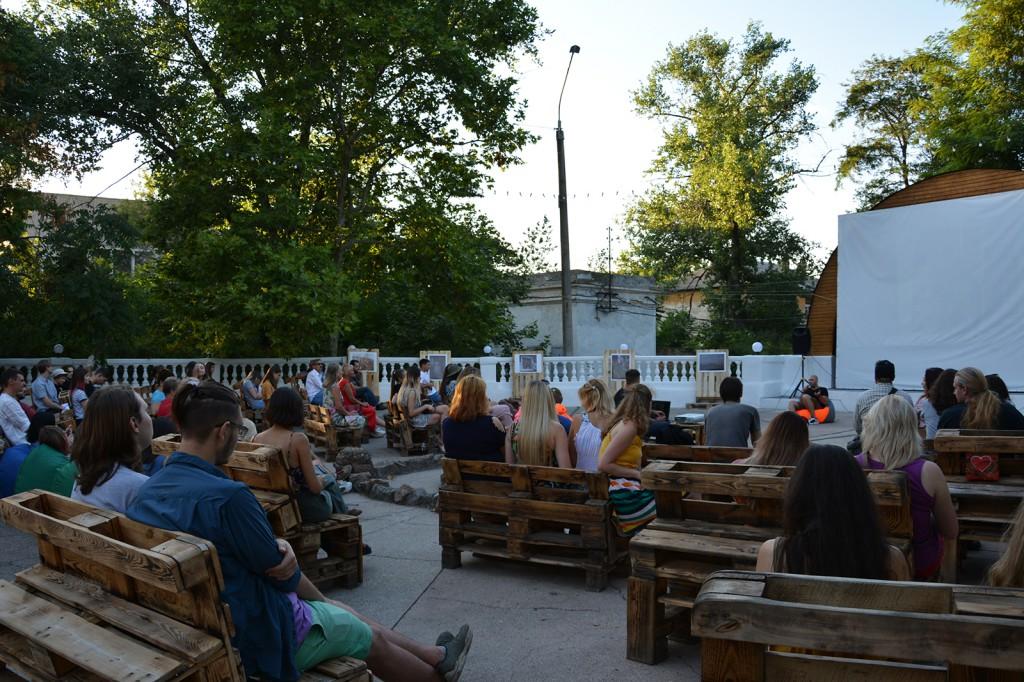 Лекція «Мистецтво бачити» із Сергієм Мельниченком у Миколаєві