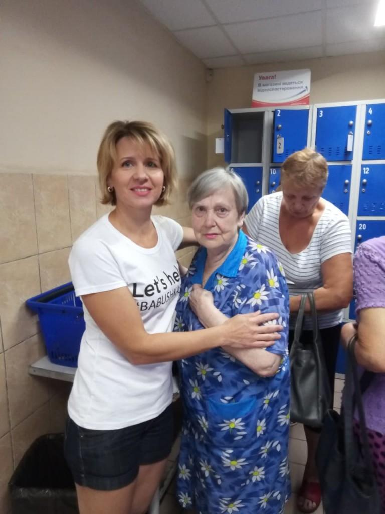 Після флешмобу волонтери поділилися своїми враженнями.