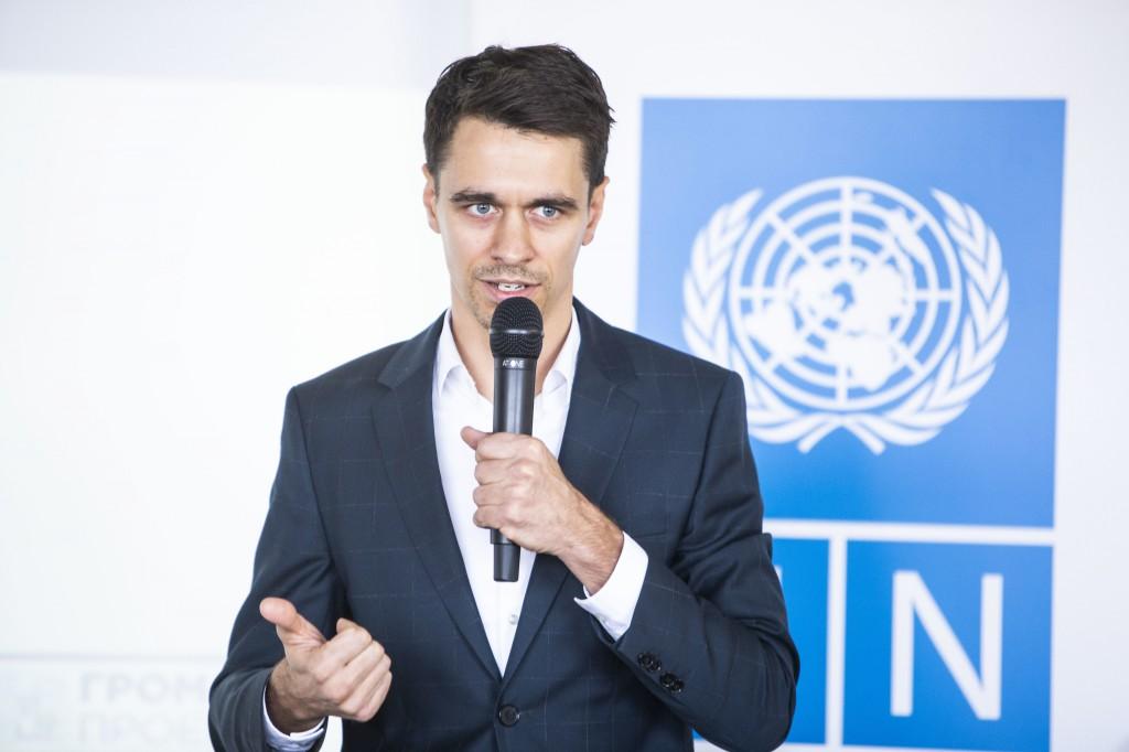 Віктор Гурський (виконавчий директор SocialBoost)