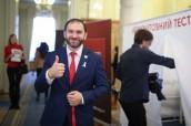 Народний депутат після здачі тесту на ВІЛ