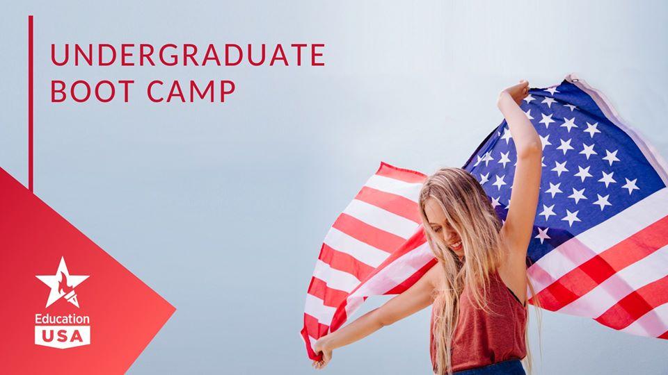 EducationUSA Undergraduate boot camp