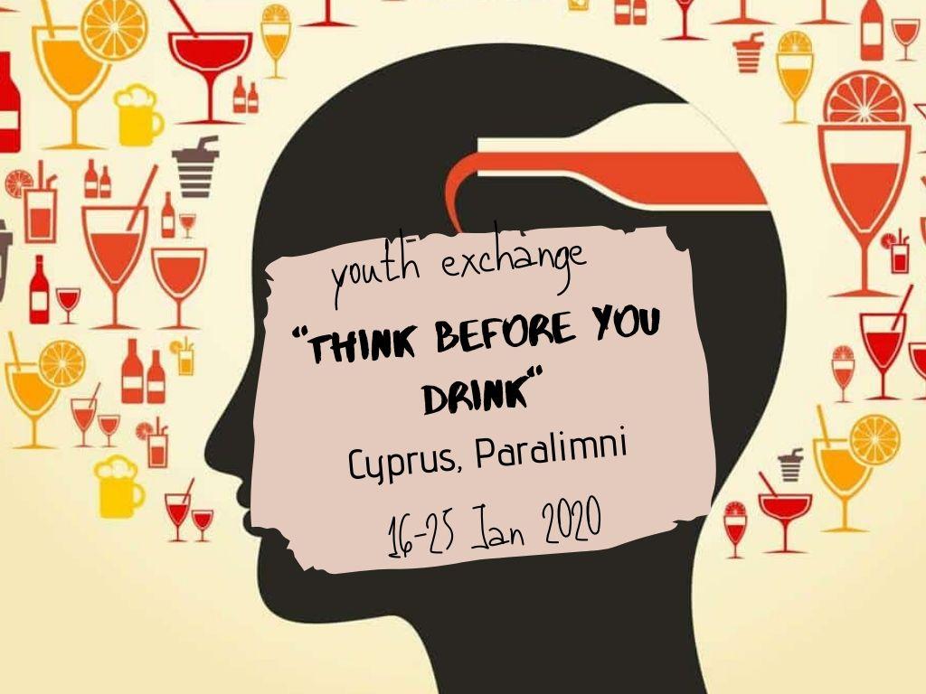 think before u drink